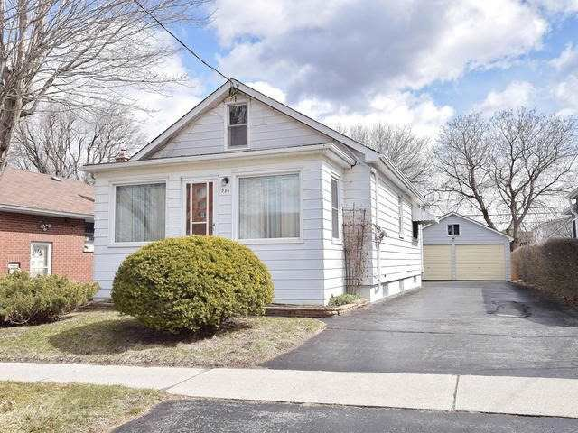 Main Photo: 539 Montrave Avenue in Oshawa: Vanier House (1 1/2 Storey) for sale : MLS®# E4087561