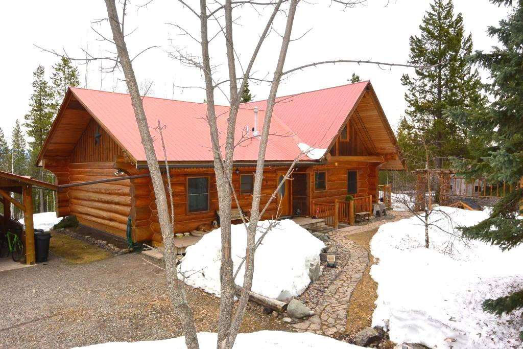 Main Photo: 2842 Ptarmigan Road | Private Paradise Smithers