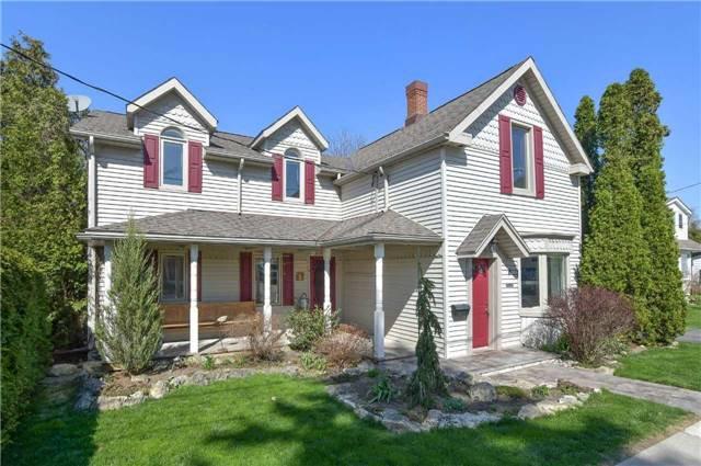 Main Photo: 5 Margaret Street: Orangeville House (2-Storey) for sale : MLS®# W4124063