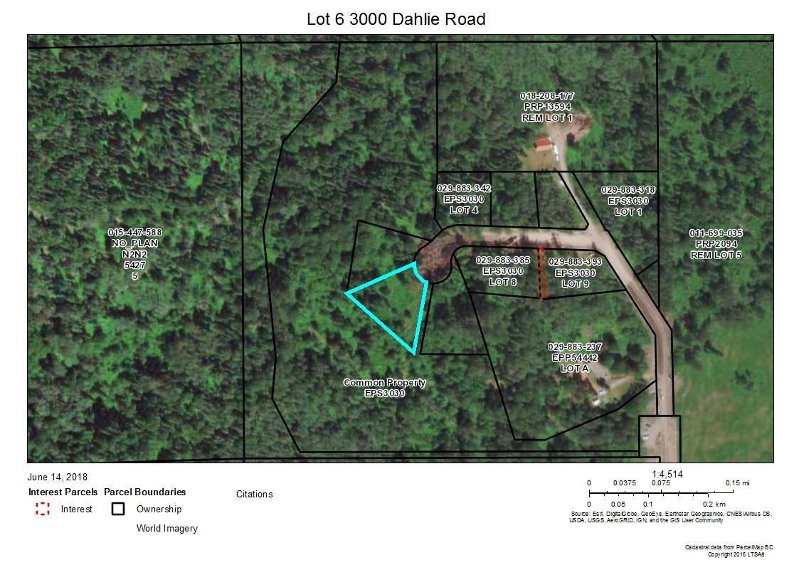 "Main Photo: 6 3000 DAHLIE Road in Smithers: Smithers - Rural Land for sale in ""Mountain Gateway Estates"" (Smithers And Area (Zone 54))  : MLS®# R2280335"