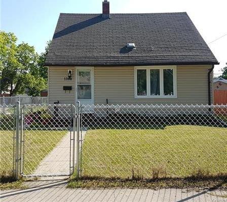 Main Photo: 1398 Manitoba Avenue in Winnipeg: Residential for sale (4B)  : MLS®# 1817449