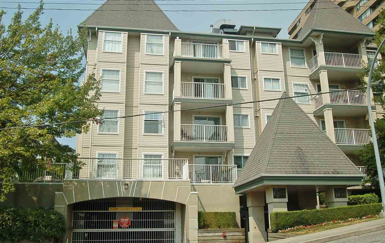 "Main Photo: 302 1035 AUCKLAND Street in New Westminster: Uptown NW Condo for sale in ""Queens Terrace"" : MLS®# R2299655"