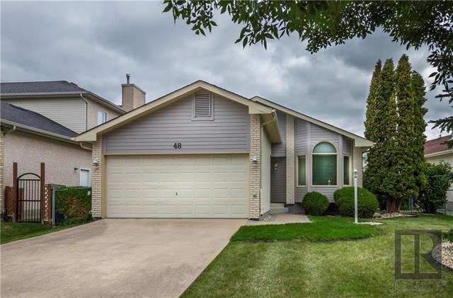 Main Photo: 48 Millstream Way in Winnipeg: Richmond West Residential for sale (1S)  : MLS®# 1824833