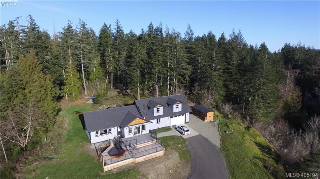 Main Photo: 7828 Dalrae Place in SOOKE: Sk Kemp Lake Single Family Detached for sale (Sooke)  : MLS®# 405194