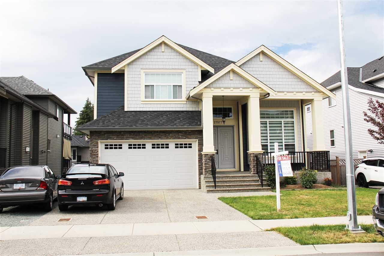 Main Photo: 27877 LEDUNNE Avenue in Abbotsford: Aberdeen House for sale : MLS®# R2349038