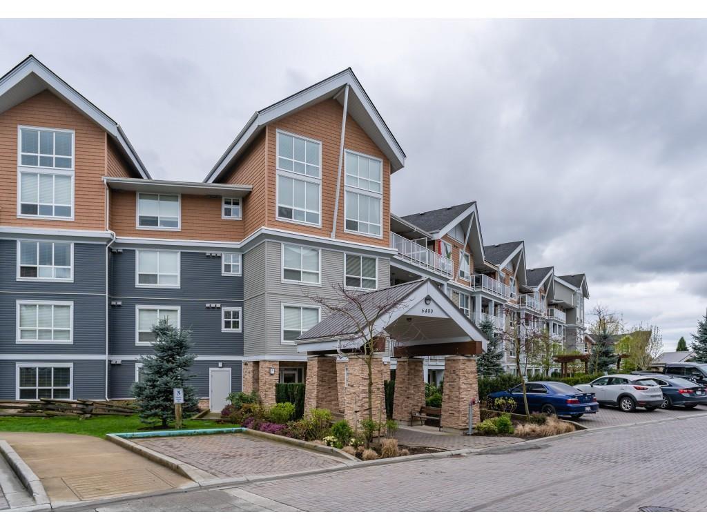 "Main Photo: 301 6480 194 Street in Surrey: Clayton Condo for sale in ""Watersone"" (Cloverdale)  : MLS®# R2358792"