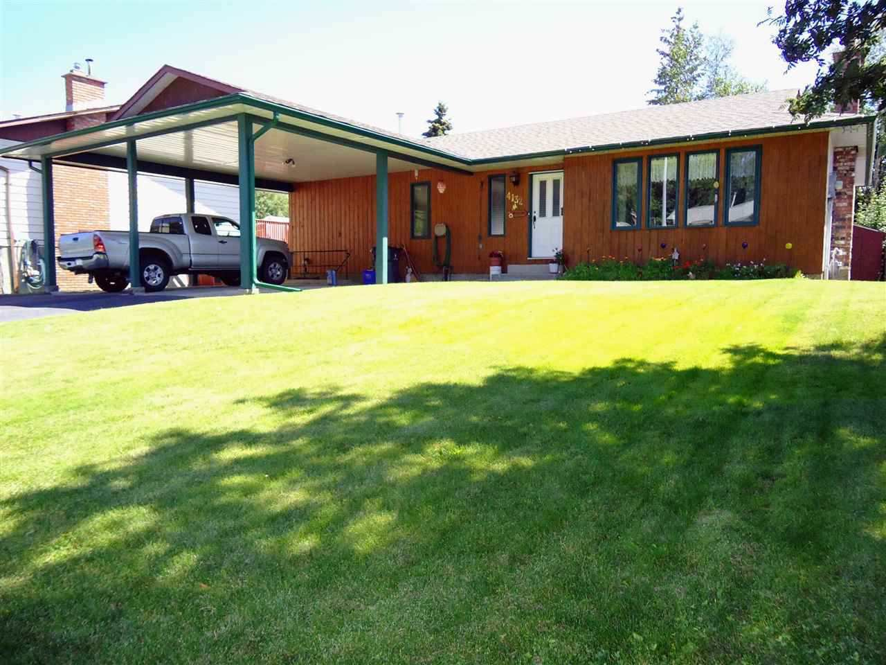 Main Photo: 4132 BAKER Road in Prince George: Charella/Starlane House for sale (PG City South (Zone 74))  : MLS®# R2369031