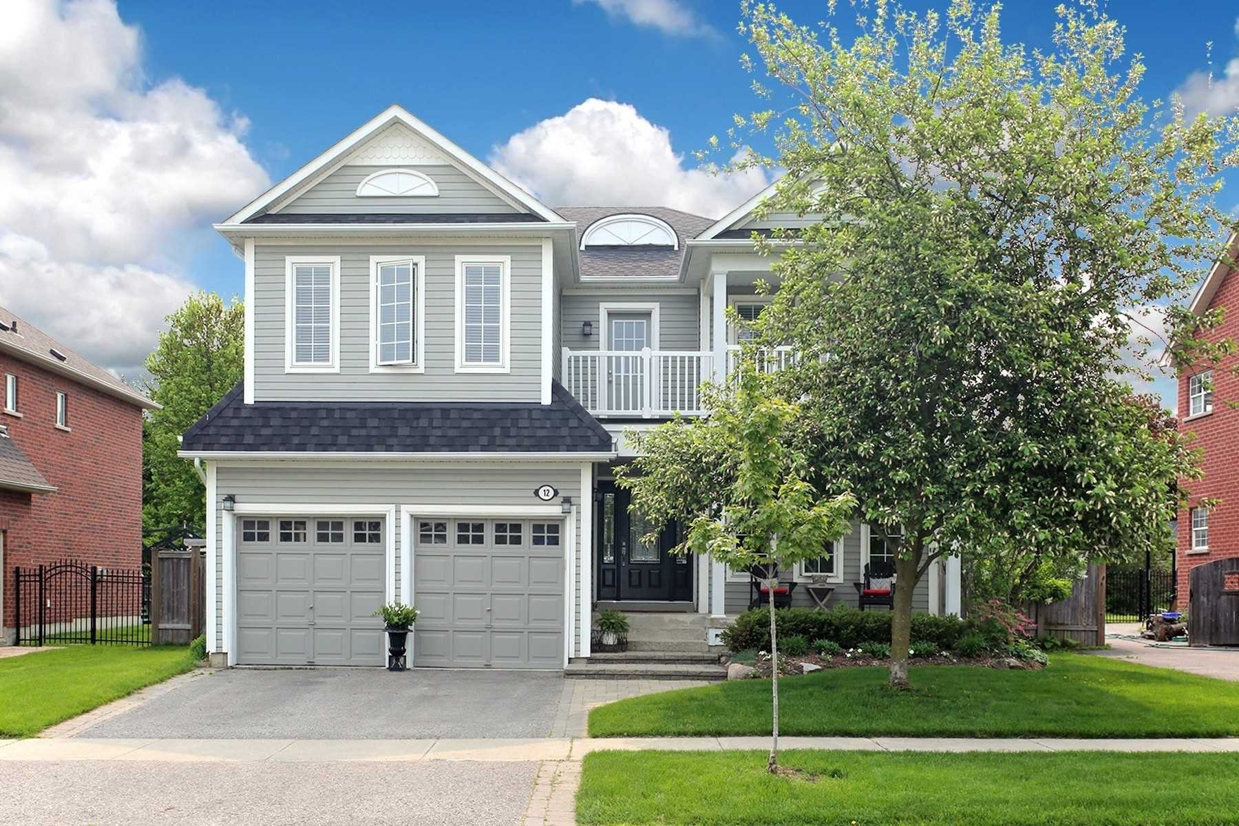 Main Photo:  in Whitby: Brooklin House (2-Storey) for sale : MLS®# E4475914