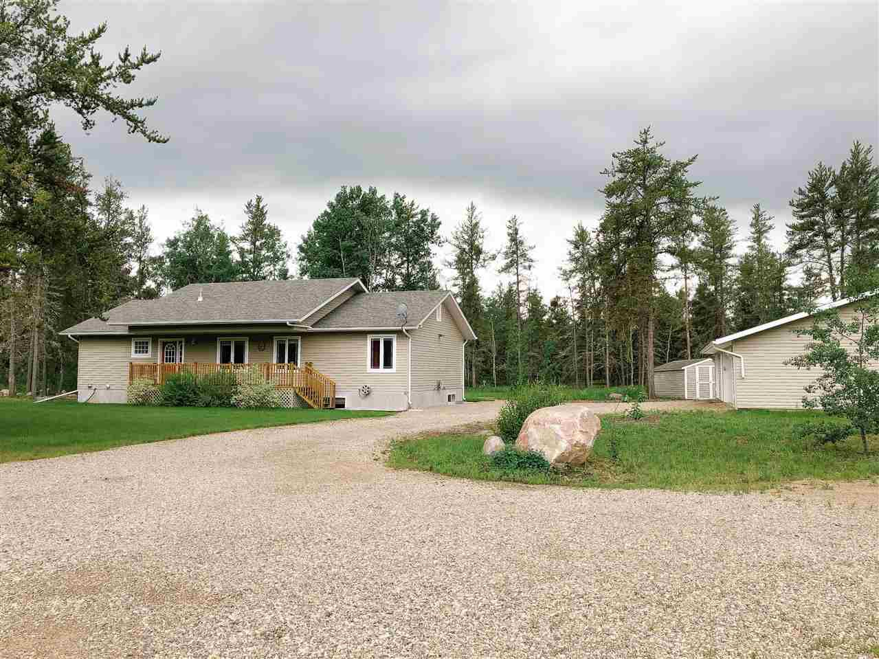 Main Photo: 63319 Rge Rd 435: Rural Bonnyville M.D. House for sale : MLS®# E4162432
