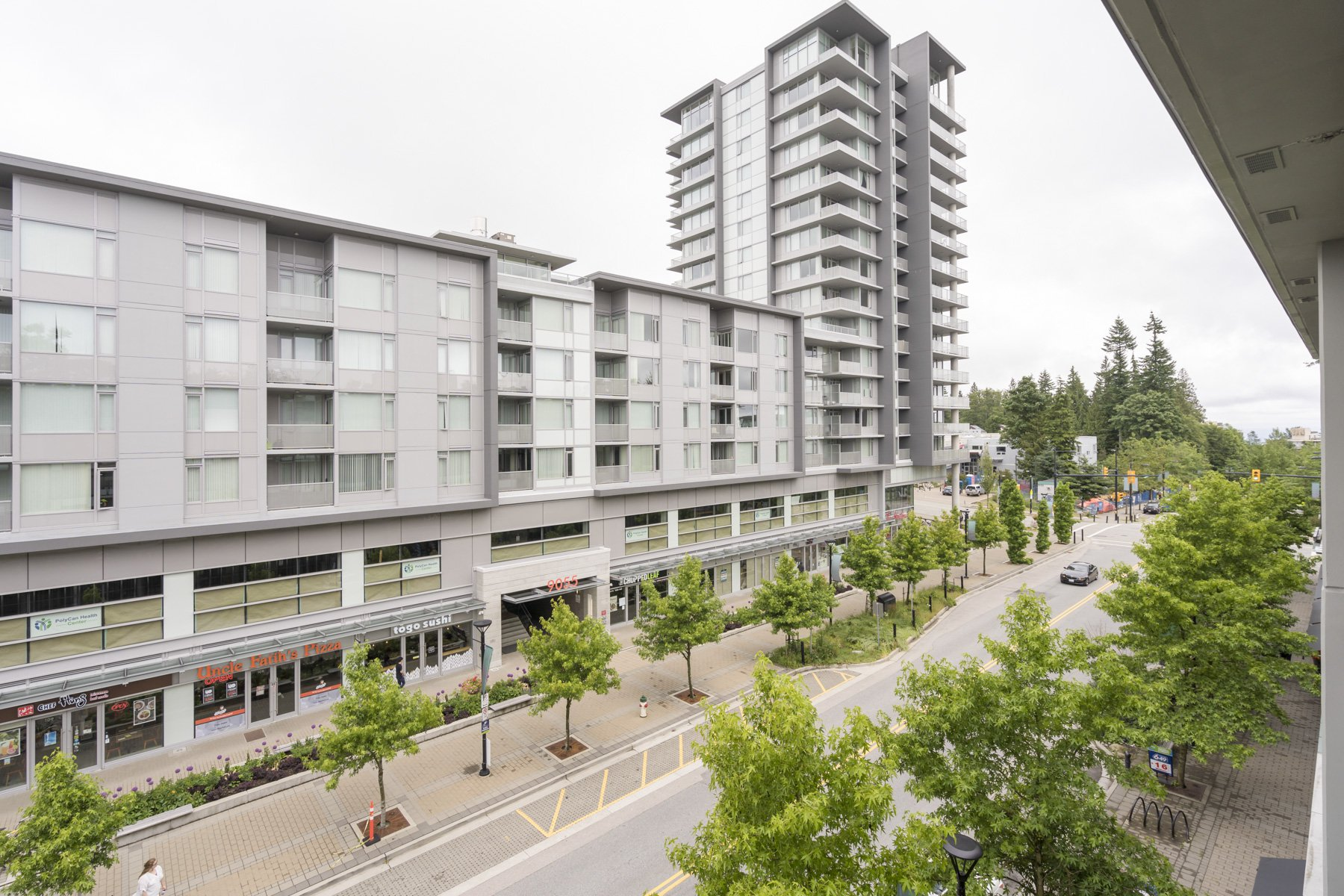 "Photo 20: Photos: 614 9009 CORNERSTONE Mews in Burnaby: Simon Fraser Univer. Condo for sale in ""THE HUB"" (Burnaby North)  : MLS®# R2386947"