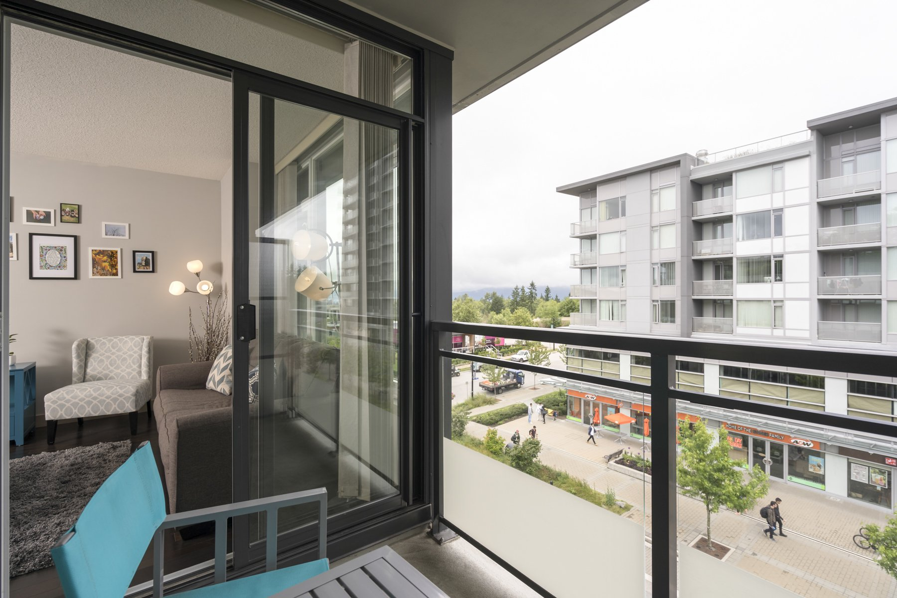"Photo 17: Photos: 614 9009 CORNERSTONE Mews in Burnaby: Simon Fraser Univer. Condo for sale in ""THE HUB"" (Burnaby North)  : MLS®# R2386947"