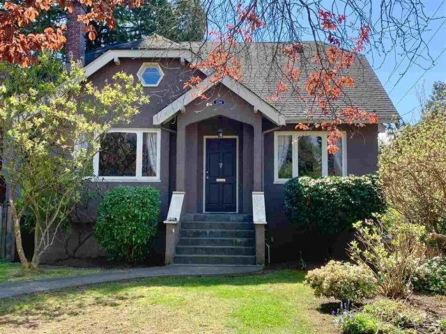 "Main Photo: 3284 W 35TH Avenue in Vancouver: MacKenzie Heights House for sale in ""Mackenzie Heights"" (Vancouver West)  : MLS®# R2456227"
