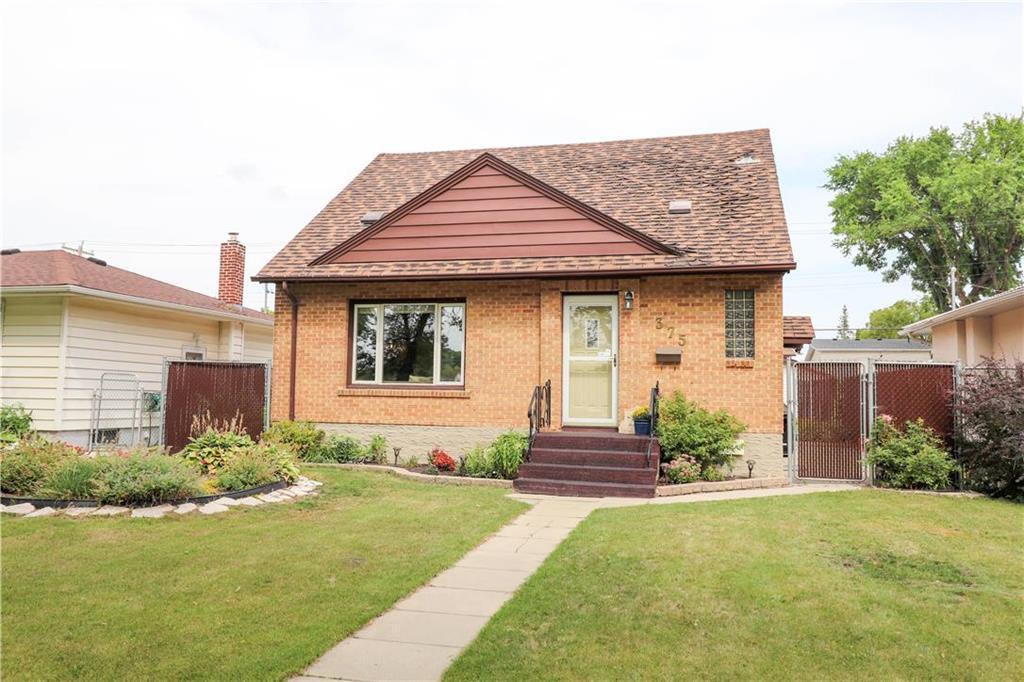 Main Photo: 375 Donalda Avenue in Winnipeg: Residential for sale (3D)  : MLS®# 202020837