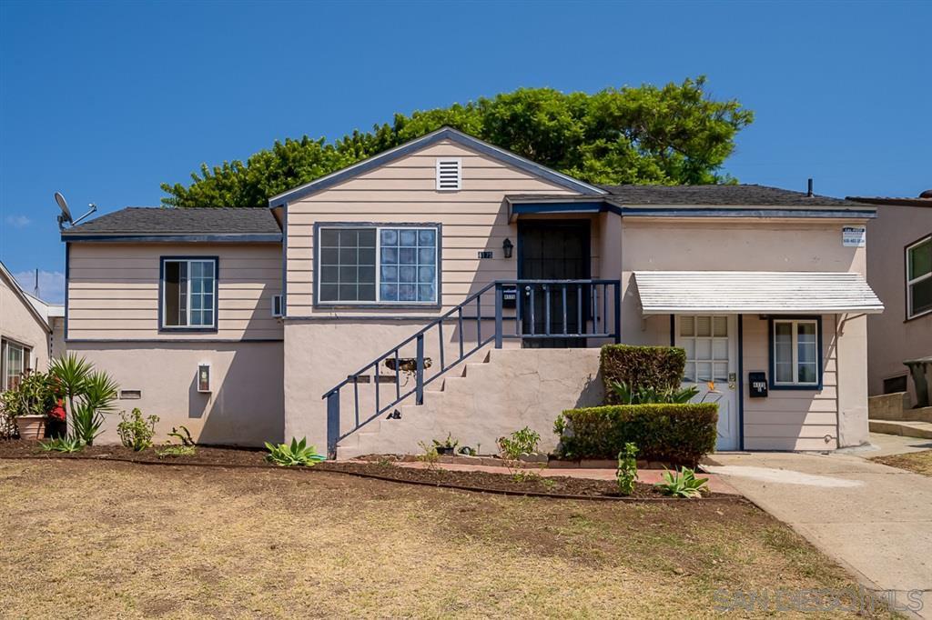 Main Photo: LA MESA House for sale : 3 bedrooms : 4175 69th St