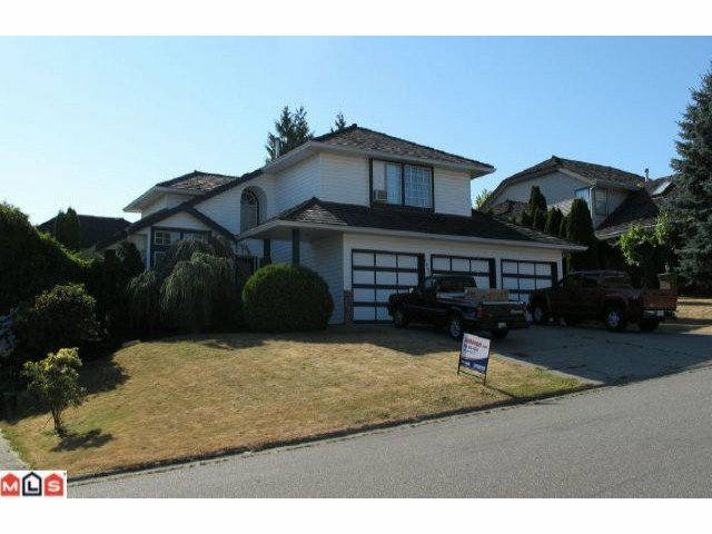 Main Photo: 3133 MALLARD Street in Abbotsford: Abbotsford West House for sale : MLS®# F1112981