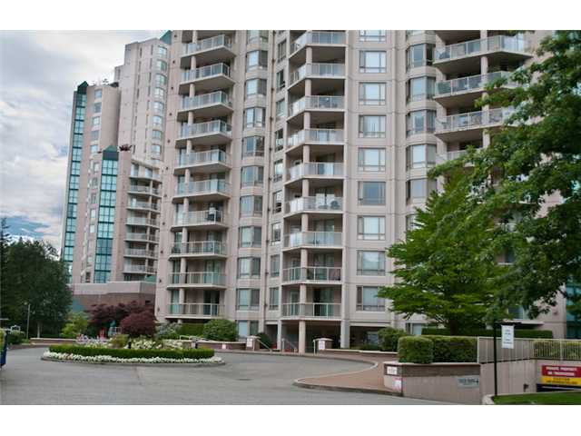 Main Photo: 1602 1199 EASTWOOD Street in Coquitlam: North Coquitlam Condo for sale : MLS®# V903367