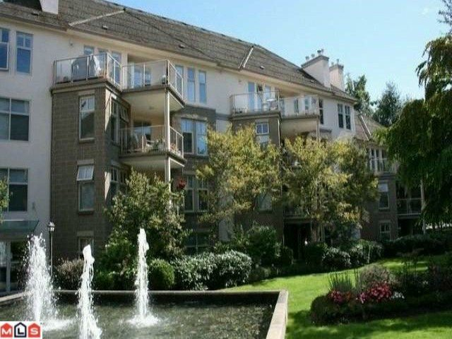"""Main Photo: 207 1929  154TH ST in Surrey: King George Corridor Condo for sale in """"STRATFORD GARDENS"""" (South Surrey White Rock)  : MLS®# F1209612"""