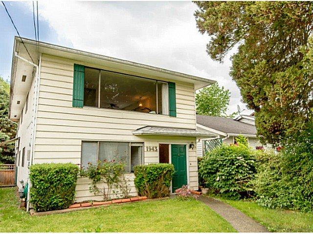 Main Photo: 1943 GRANT Avenue in Port Coquitlam: Glenwood PQ House for sale : MLS®# V1067161