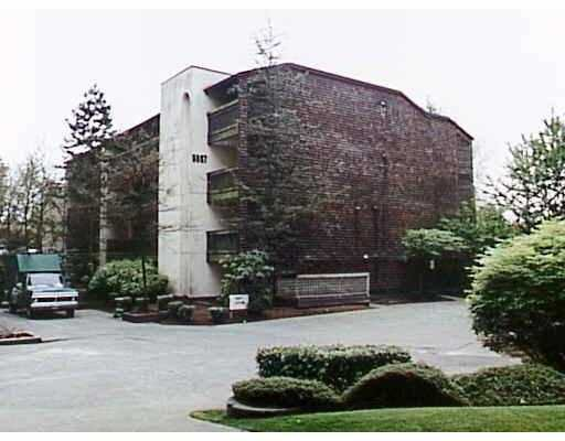 "Main Photo: 103 9867 MANCHESTER DR in Burnaby: Cariboo Condo for sale in ""BARCLAY WOODS"" (Burnaby North)  : MLS®# V604430"
