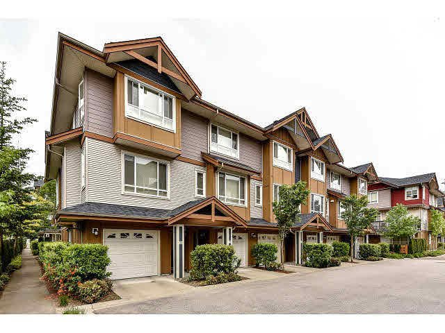 "Main Photo: 30 7088 191ST Street in Surrey: Clayton Townhouse for sale in ""MONTANA"" (Cloverdale)  : MLS®# F1441520"