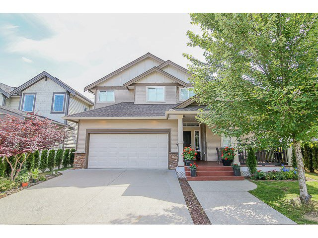 "Main Photo: 32800 HOOD Avenue in Mission: Mission BC House for sale in ""CEDAR VALLEY"" : MLS®# F1446736"