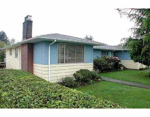Main Photo: 5130 - 5132 RUMBLE ST in Burnaby: South Slope House Duplex for sale (Burnaby South)  : MLS®# V544540