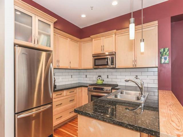 """Photo 4: Photos: 255 SALTER Street in New Westminster: Queensborough Condo for sale in """"PORT ROYAL"""" : MLS®# R2043720"""