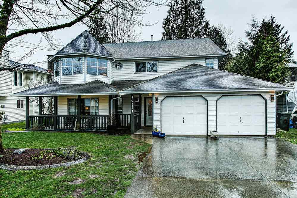 Main Photo: 12381 189A Street in Pitt Meadows: Central Meadows House for sale : MLS®# R2046694