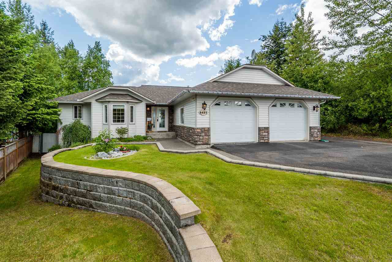 "Main Photo: 4431 ENNS Road in Prince George: Hart Highlands House for sale in ""HART HIGHLANDS"" (PG City North (Zone 73))  : MLS®# R2074792"