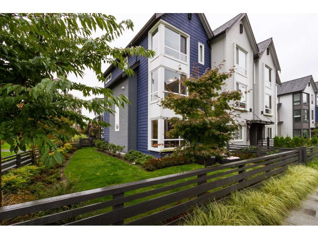 "Main Photo: 11 2310 RANGER Lane in Port Coquitlam: Riverwood Townhouse for sale in ""FREMONT BLUE"" : MLS®# R2116252"