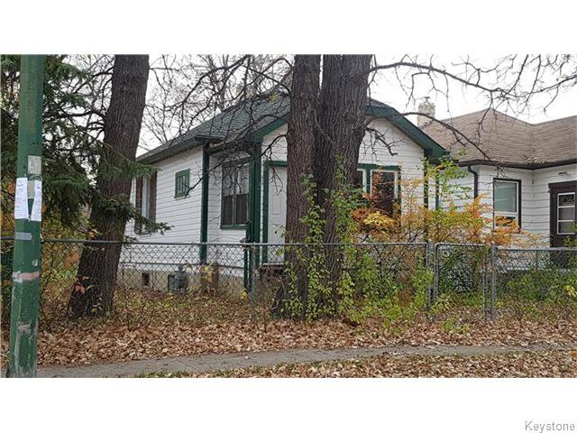 Main Photo: 155 Morier Avenue in Winnipeg: Residential for sale (2D)  : MLS®# 1627308