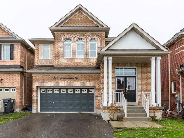 Main Photo: 112 Commodore Drive in Brampton: Credit Valley House (2-Storey) for sale : MLS®# W3642561