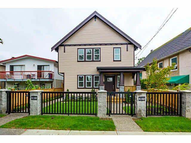 Main Photo: 4138 WELWYN STREET in : Victoria VE House 1/2 Duplex for sale : MLS®# V1089116