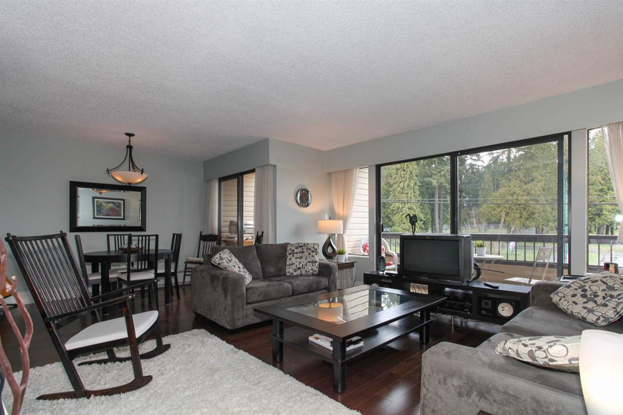 "Main Photo: 201 1048 KING ALBERT Avenue in Coquitlam: Central Coquitlam Condo for sale in ""BLUE MOUNTAIN MANOR"" : MLS®# R2148916"