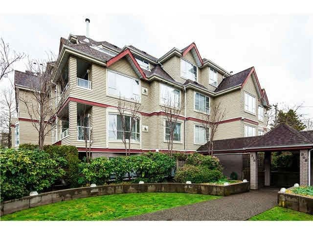 """Main Photo: 206 838 W 16TH Avenue in Vancouver: Cambie Condo for sale in """"WILLOW SPRINGS"""" (Vancouver West)  : MLS®# R2222153"""
