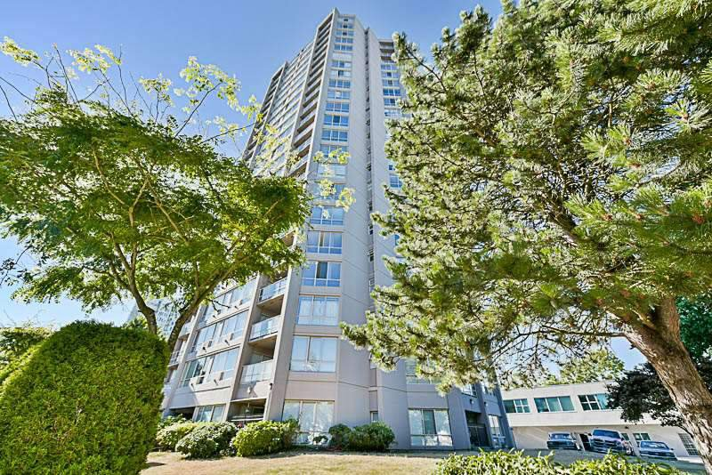 "Main Photo: 1206 14881 103A Avenue in Surrey: Guildford Condo for sale in ""Sunwest Estates"" (North Surrey)  : MLS®# R2223790"