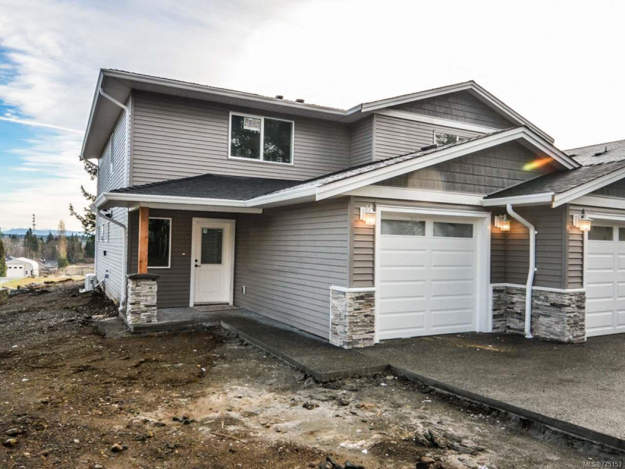 Main Photo: 2 595 Petersen Rd in CAMPBELL RIVER: CR Campbell River West Half Duplex for sale (Campbell River)  : MLS®# 775153