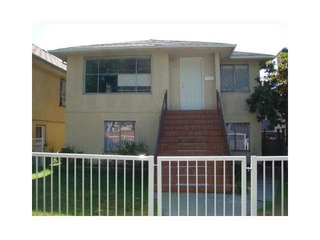 Main Photo: 6467 ELGIN STREET in : Fraser VE House for sale : MLS®# V941091