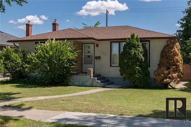 Main Photo: 1128 Warsaw Avenue in Winnipeg: Residential for sale (1Bw)  : MLS®# 1819647