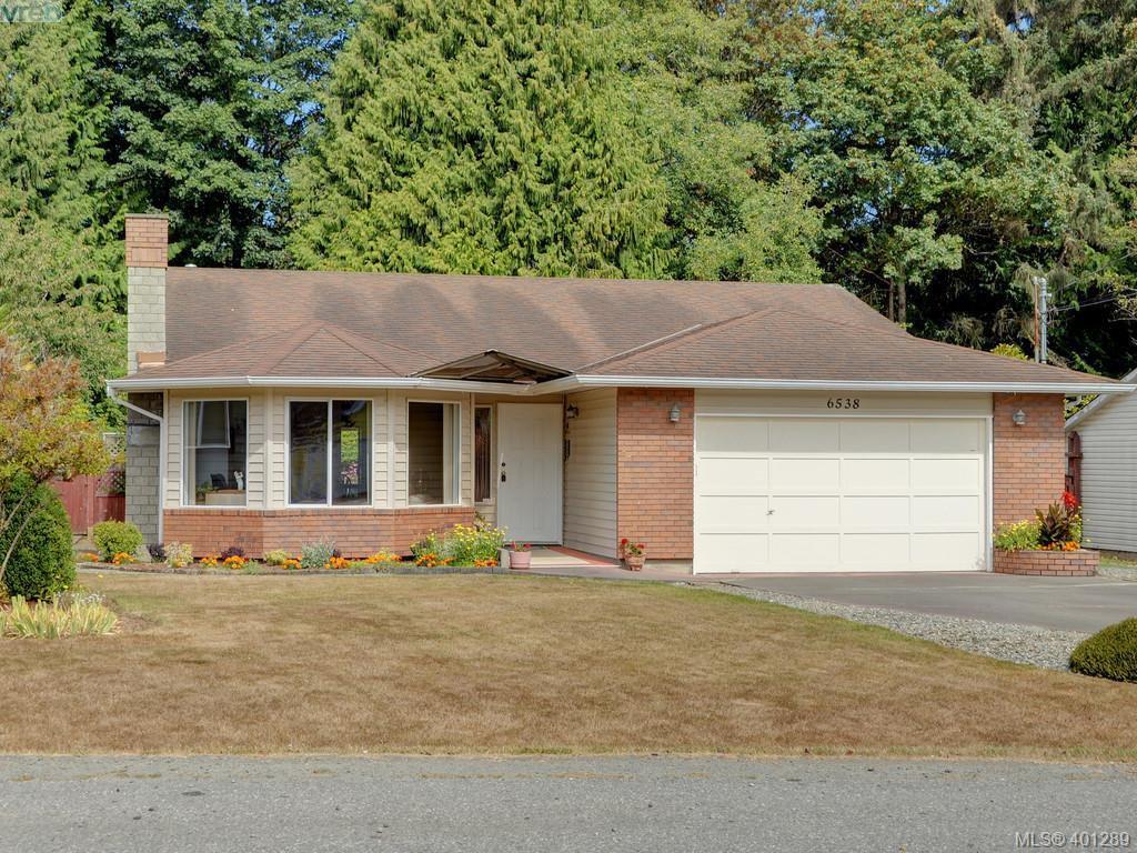 Main Photo: 6538 E Grant Rd in SOOKE: Sk Sooke Vill Core House for sale (Sooke)  : MLS®# 800804