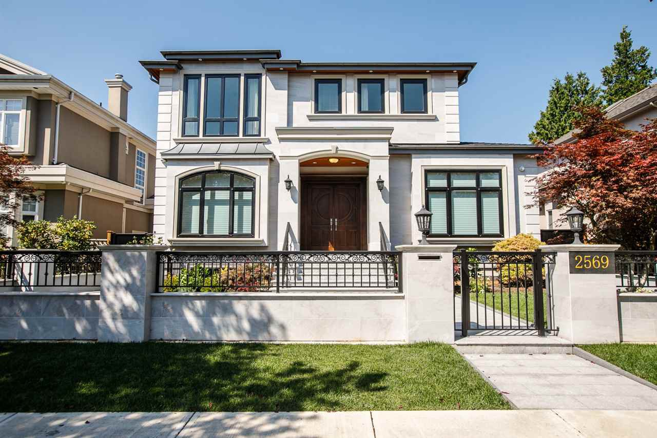Main Photo: 2569 W 22ND Avenue in Vancouver: Arbutus House for sale (Vancouver West)  : MLS®# R2323955