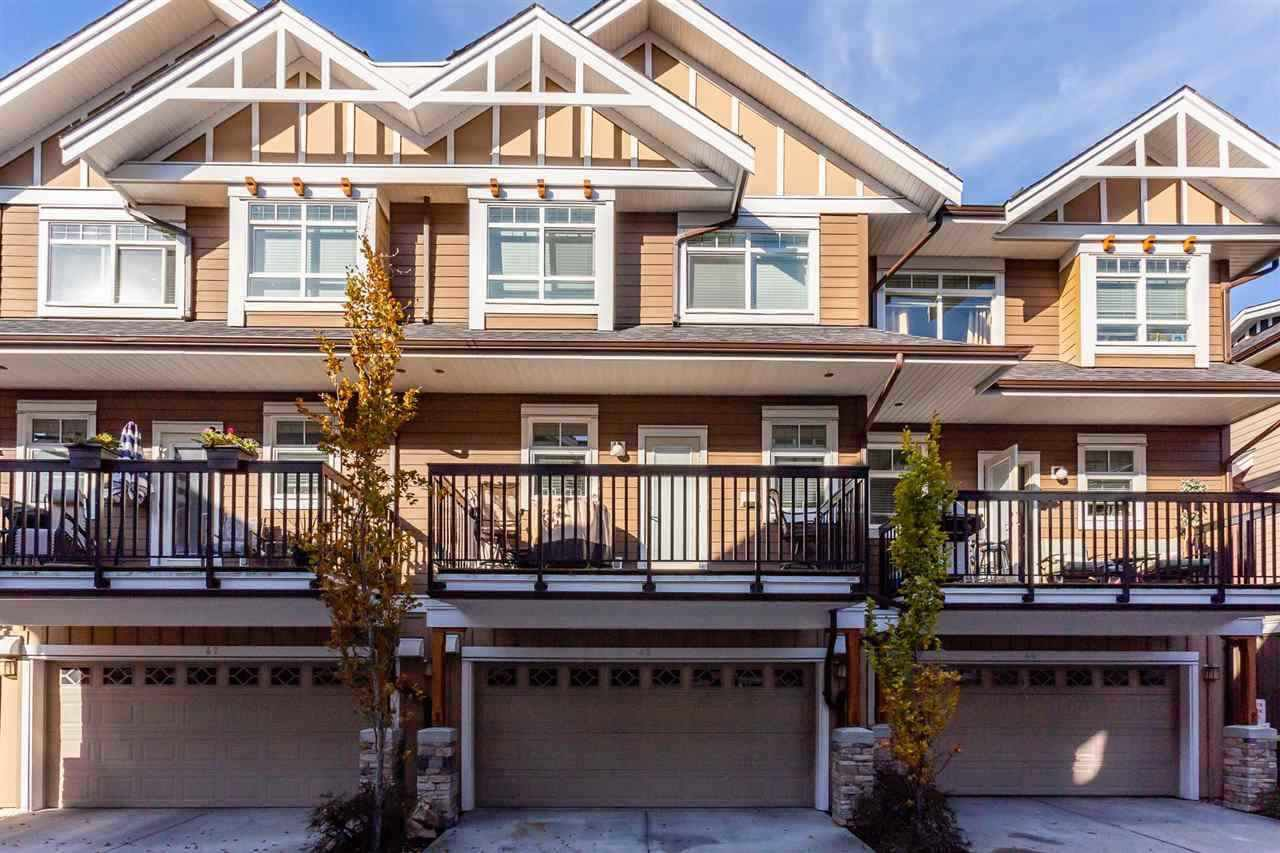 "Main Photo: 48 2979 156 Street in Surrey: Grandview Surrey Townhouse for sale in ""ENCLAVE"" (South Surrey White Rock)  : MLS®# R2344546"
