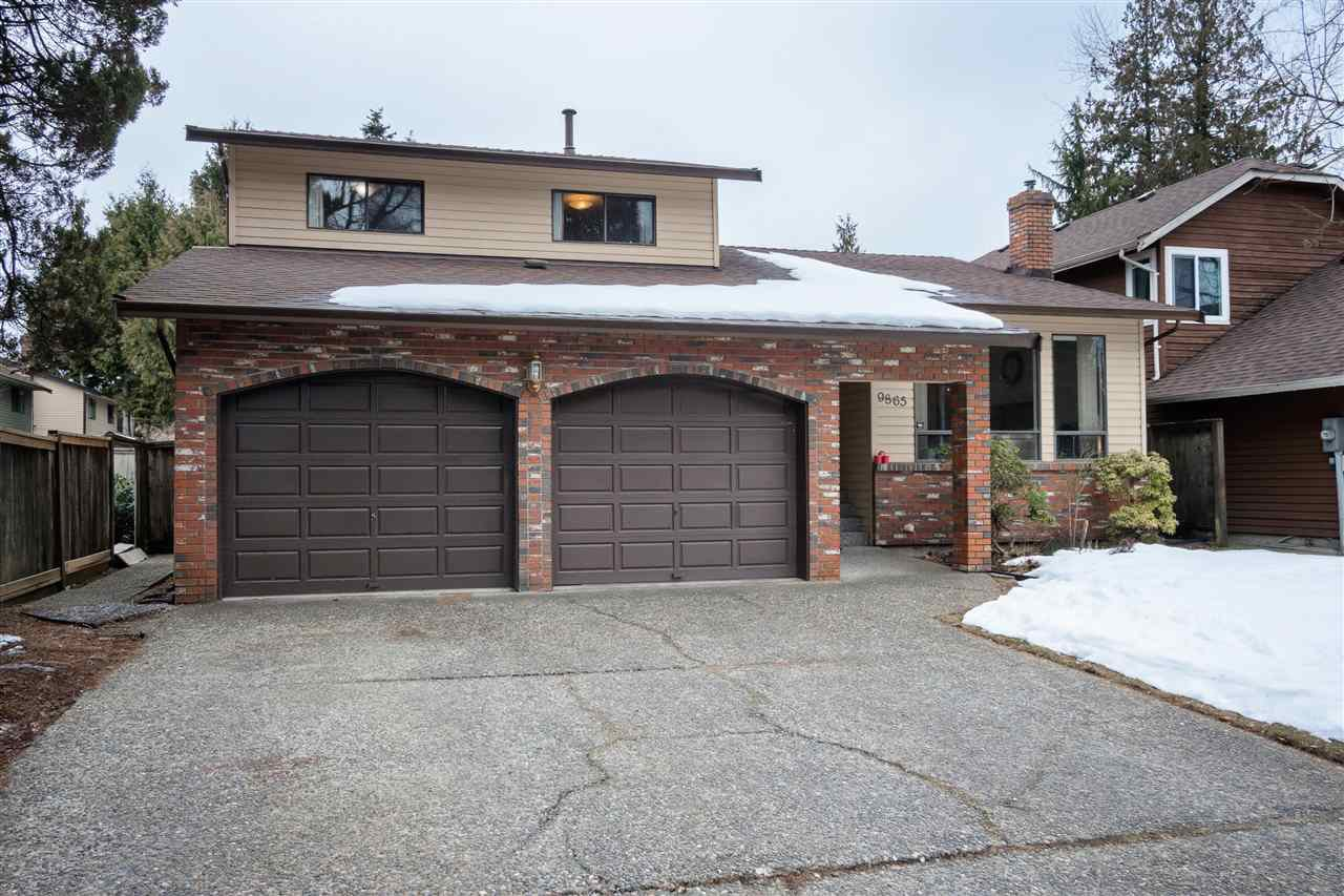 Main Photo: 9865 157 Street in Surrey: Guildford House for sale (North Surrey)  : MLS®# R2348553