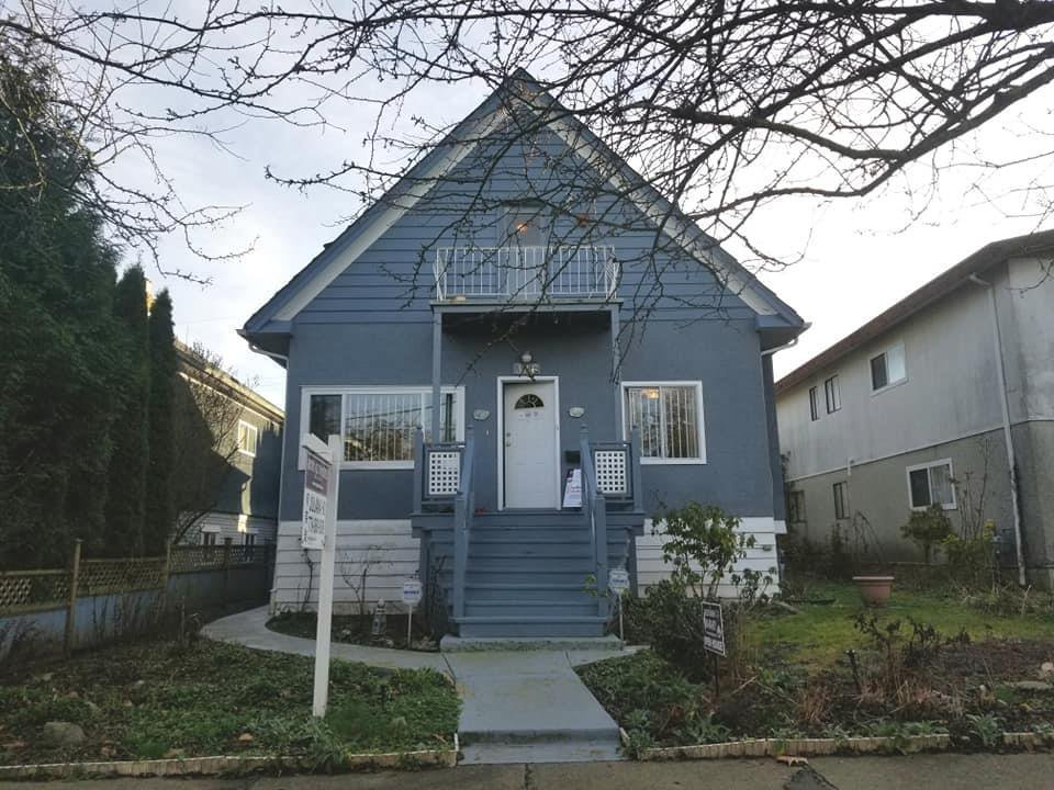 Main Photo: 326 E 35TH Avenue in Vancouver: Main House for sale (Vancouver East)  : MLS®# R2370081
