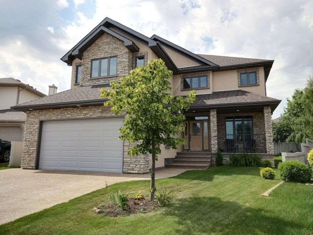 Main Photo: 49 Kenilworth Crescent: St. Albert House for sale : MLS®# E4158334