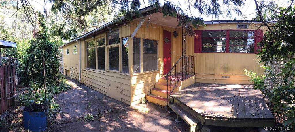 Main Photo: 40 2780 Spencer Road in VICTORIA: La Langford Lake Manu Single-Wide for sale (Langford)  : MLS®# 411351