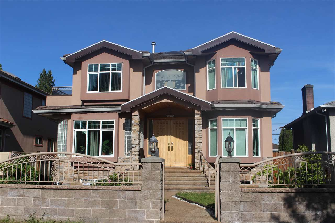 Main Photo: 6726 RUPERT Street in Vancouver: Killarney VE House for sale (Vancouver East)  : MLS®# R2374917