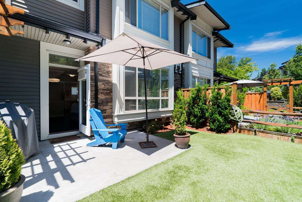 """Photo 19: Photos: 31 23986 104 Avenue in Maple Ridge: Albion Townhouse for sale in """"SPENCER BROOK"""" : MLS®# R2379939"""