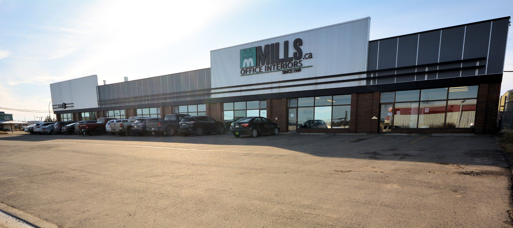 Main Photo: 8822 100 Street in Fort St. John: Fort St. John - City SW Industrial for sale (Fort St. John (Zone 60))