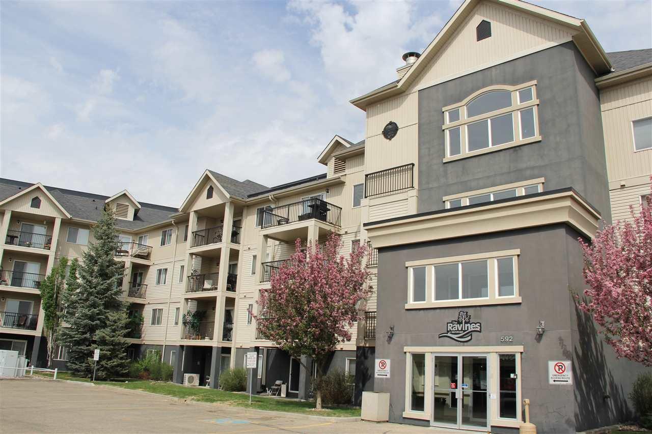 Main Photo: 233 592 Hooke Road in Edmonton: Zone 35 Condo for sale : MLS®# E4185777